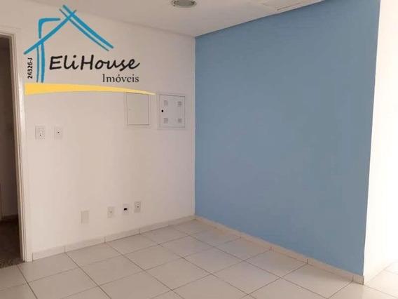 Sala Comercial 34m2 - Santo André - Eli House Imóveis - Creci 26326-j - Sa0056 - 32700429