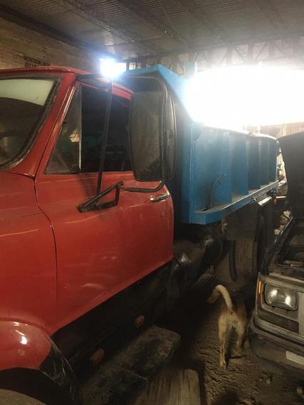Camion Volcador Chevrolet C60