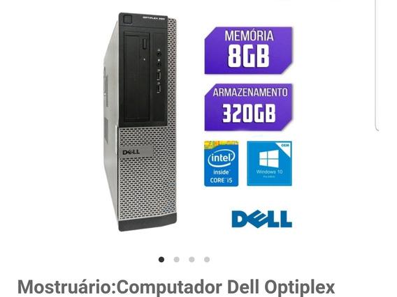 Computador Dell Optiplex 390 Core I5 2400 4gb Ram