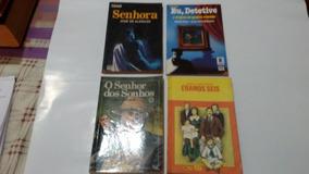 Livro Senhora + 4 Ediçoes