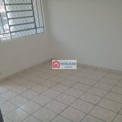 Casa Com 2 Dormitórios Para Alugar, 50 M² Por R$ 1.000,00/mês - Jardim Bela Vista - São José Dos Campos/sp - Ca2599