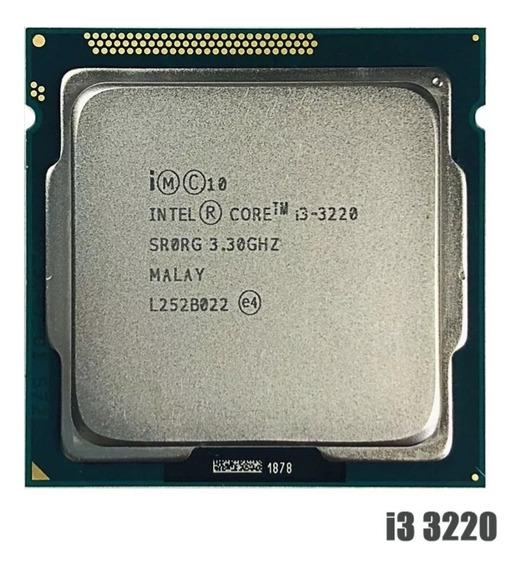 Processador Core I3 3220 3.3ghz Lga 1155