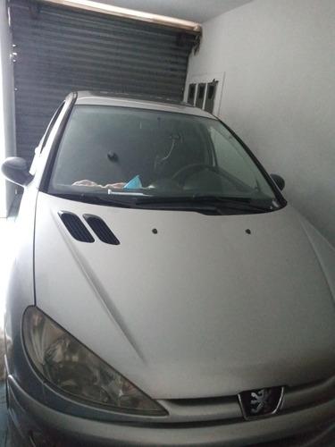 Peugeot 206 2009 1.4 Sensation Flex 5p