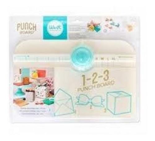 Imagem 1 de 2 de We R - Punch Board 123