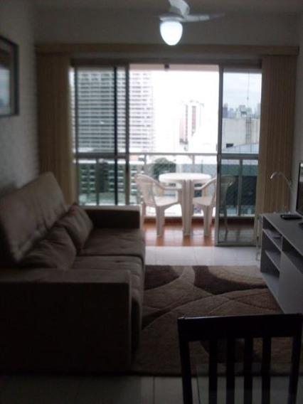 Apartamento C/ Serviços 45 M² Úteis 1 Dormitório 1 Vaga De Garagem C/ Manobrista - 345-im41257