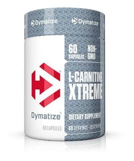 L-carnitina Xtreme (60 Cápsulas) Dymatize Importado - E U A