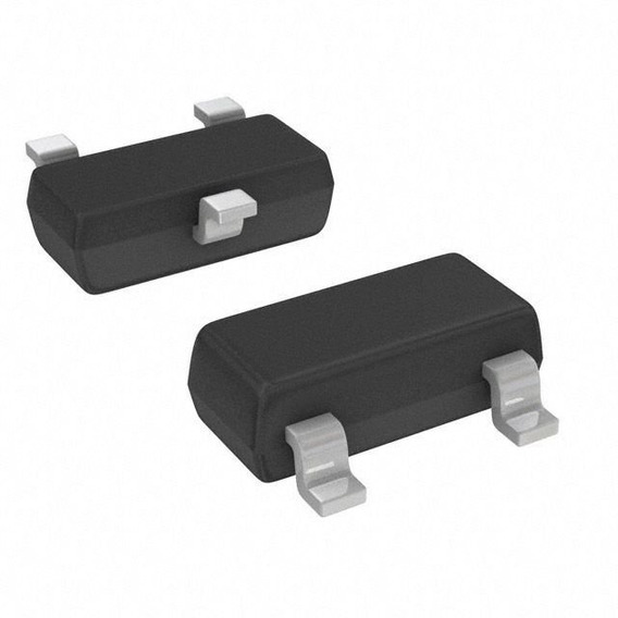 100 Unidades Transistor Tr-bip Bc807-40 Sot23 Smd K1138