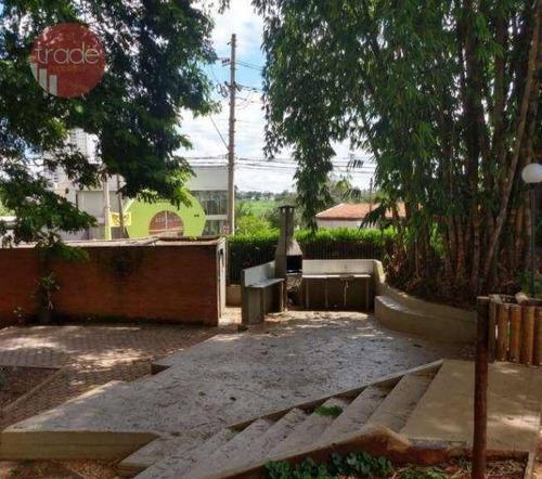 Apartamento Com 3 Dormitórios À Venda, 76 M² Por R$ 220.000,00 - Jardim Palma Travassos - Ribeirão Preto/sp - Ap4965