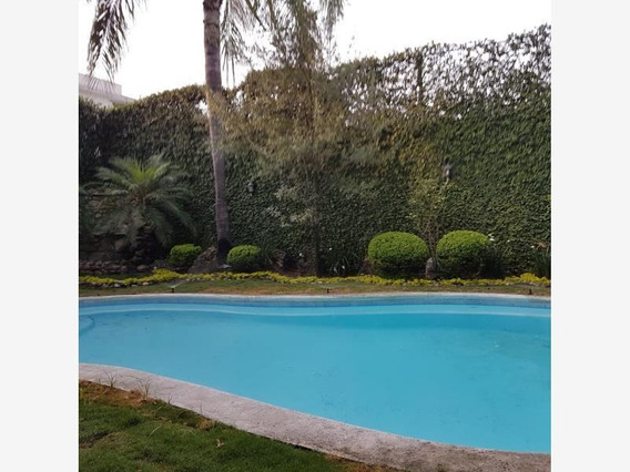 Casa Sola En Renta Lomas Del Valle