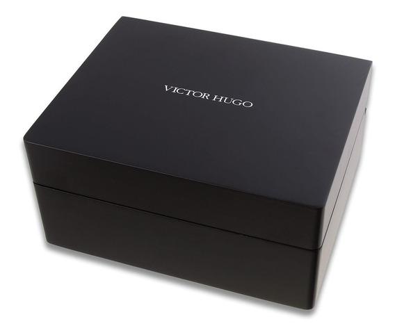Relógio Feminino Victor Hugo Vh10057lsg