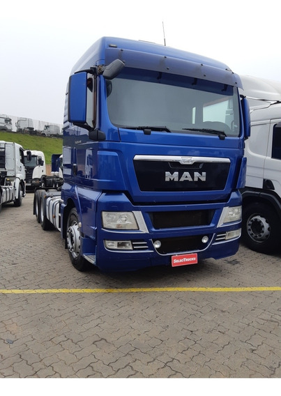 Man Tgx28440 6x2 2013 Selectrucks