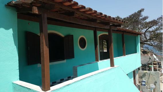 Casa Em Angra Dos Reis, Ilha Grande, Praia De Provetá.