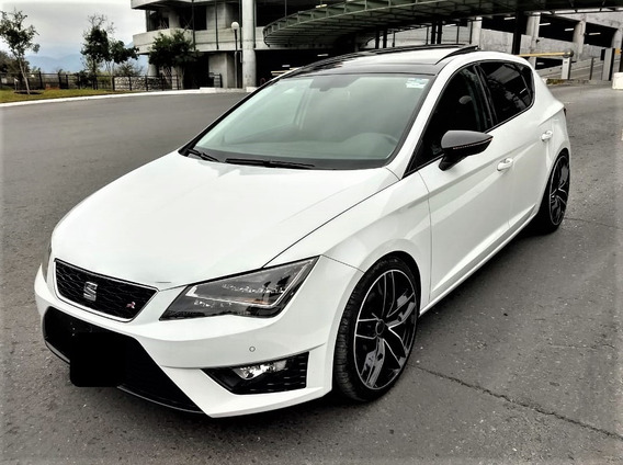 Seat Leon 2016 Version Fr 1.8 Turbo Dsg 180 Hp Equipado