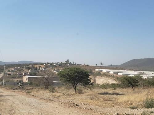 Terreno En Venta En Apapataro, Huimilpan, Qro