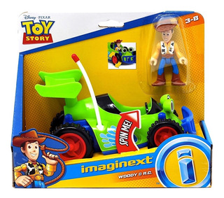 Toy Story - Woody Y Rc - Imaginext - Fisher Price