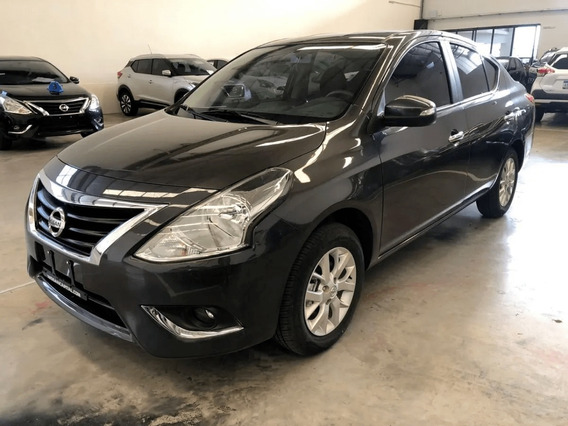 Nissan Capital Versa Advance At