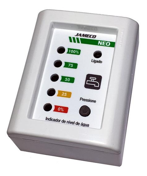 Indicador Medidor Sensor De Nível Caixa Dágua Led Completo