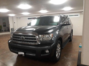 Toyota Sequoia Limited 2013 Blindada Nivel 5