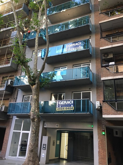 Venta Palermo 1 Ambiente 57 M2 | Apto Profesional | Amenities