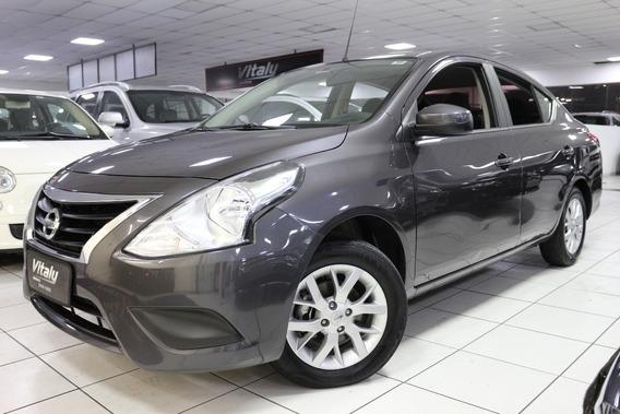 Nissan Versa 1.6 Sv 16v Cvt Flex!!!!!top!!!!