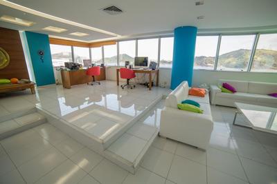 Murano Imobiliária Aluga Andar Comercial Na Enseada Do Suá, Vitória - Es. - 2850