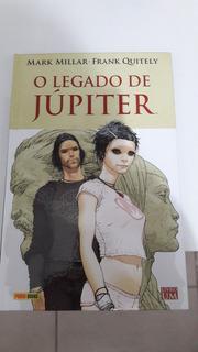 O Legado De Jupiter Mark Millar Volume 1
