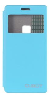 Cubot Estrela Protetora Telefone Capa Moda Azul