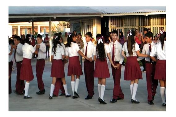 Graduacion Escolar De Niño T-4 A T-16 Pantalon, Camisa, Corb
