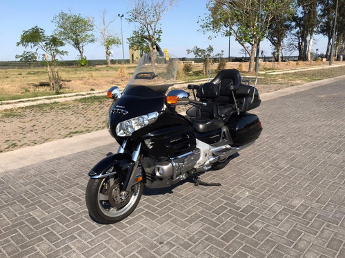 Honda Goldwing Gl 1800 Año 2008 Impecable