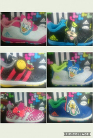 Tenis adidas Disney Para Niño / Bebe Originales