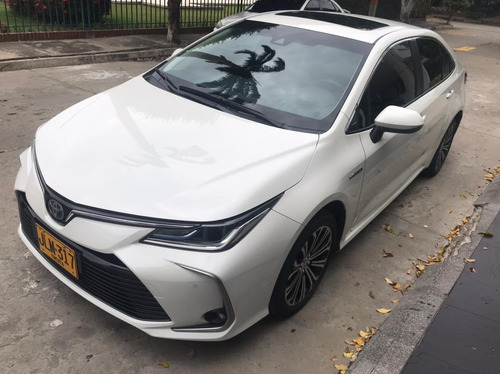 Toyota Corolla 2020 1.8 Se-g