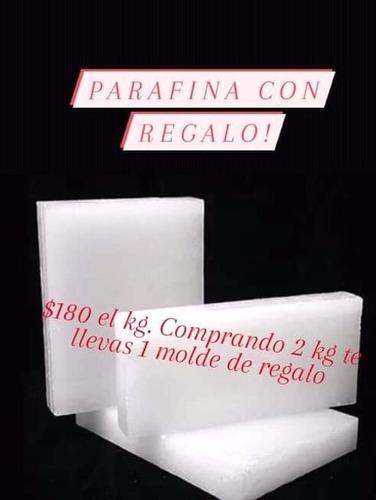Parafina Con Regalo $180 El Kg