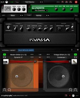 Kuassa Plugin Amplificador Guitarra Efectos Vst Simulador Fx
