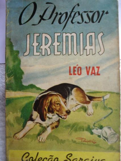 Livro : O Professor Jeremias - Coleção Saraiva Nº 2