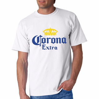 Remera Cerveza Corona Logos De Cerveza Ponele Tu Logo
