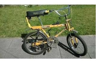 Bicicleta Fiorenza Cross R 20 Junior Poco Uso 100 % Original
