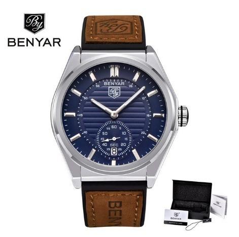 Relógio Benyar 30 M À Prova D