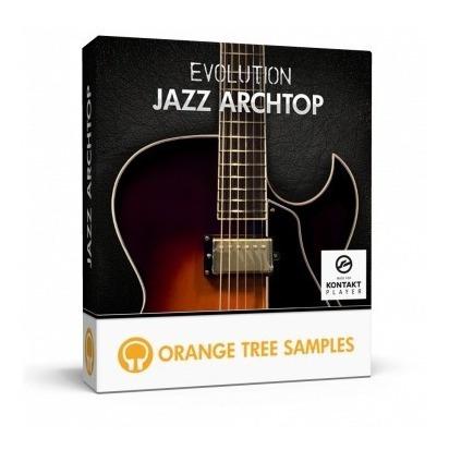 Orange Tree Samples Evolution Jazz Archtop Para Kontakt