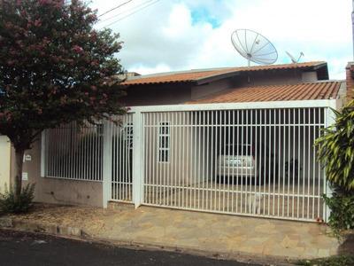 Casa Para Venda Em Mirassol, Centro - Ca073
