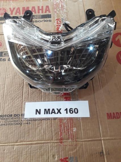 Farol Yamaha Nmax 160 Original Yamaha (usado/zerado)