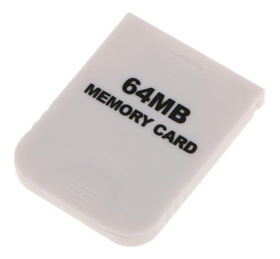 Cartão De Memória De Armazenamento Prático 64mb Para Nintend
