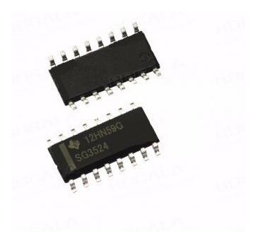 Ci Sg3524 Smd Original Stetsom 1 Ir25607 1 Viper06