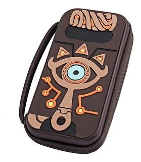 Estuche Zelda Tabla Sheik *** Case *** Nintendo Switch ***
