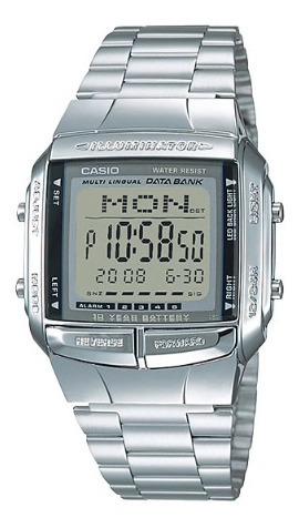 Relógio Casio Data Bank Db-360-1adf