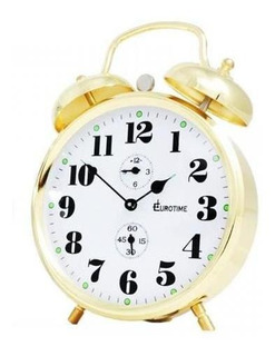 Reloj Despertador Campanilla