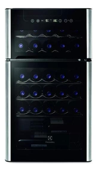Adega Electrolux ACD29 para 29 garrafas 220V preta