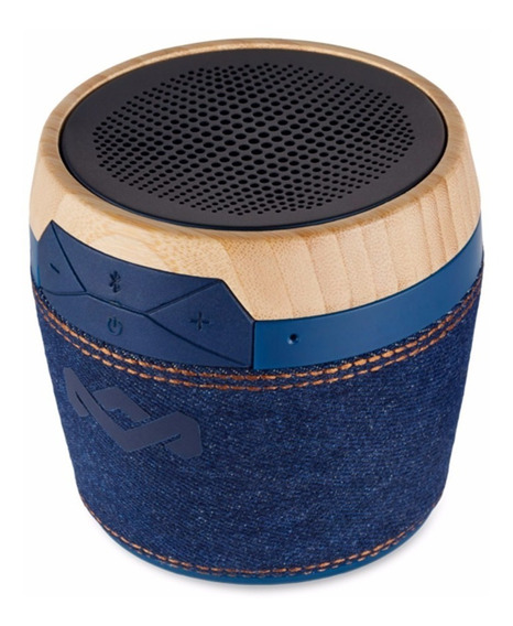 Parlante Bluetooth House Of Marley Chant Mini Denim
