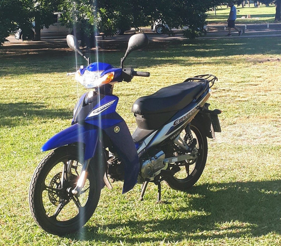 Yamaha New Crypton 110 Full Disco Igual 0 Km