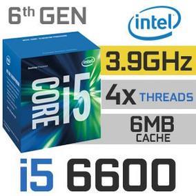 Core I5 6600 Lga 1151 3.9 Ghz Box Skylake Em 12x Sem Juros!