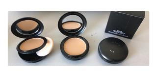 Polvo Compacto Natural Matte Rostro Maquillaje 12 Piezas